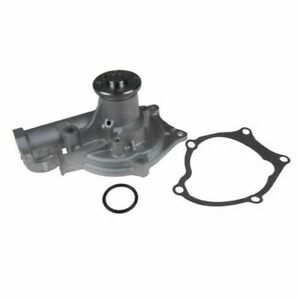 BLUE PRINT WATER PUMP FOR A MITSUBISHI ECLIPSE PETROL COUPE 2.0 I 16V