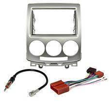Radio Einbauset für MAZDA 5 ab 2005-2010 Doppel DIN Radioblende Adapter Kabel