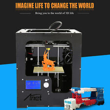 Anet A3 3D Printer - High Precision Metal Extruder LCD 150*150*150 mm - PLA/ABS