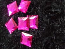 Acrylic Pink Jewellery Beads