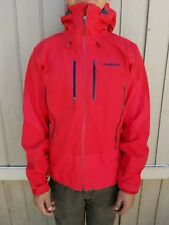 Patagonia Triolet Gore-Tex Shell Jacket Alpine Climbing/Skiing Mens Extra S Red