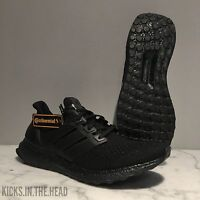 adidas Ultra BOOST LTD 'Triple Black' | Size 7 | BB4677 | UNRELEASED