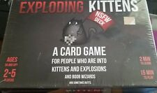 Exploding Kittens: NSFW Edition (Explicit Content - ADULTS ONLY!)+Free Shipping