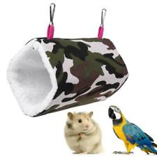 Pet Bird Hamster Ferret Squirrel Hammock Hanging Cage Nest Bed House Toys Gift