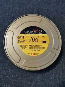 Kodak Vision 2 5218 500T 35mm color negative film-30m, 100ft