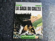 belle reedition la saga du grizzli
