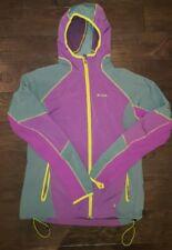 Columbia Sportswear Omni-Shield advanced repellent hooded zip front XL coat GUC