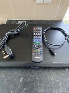 Panasonic DMR-EX773EBK DVD Player/Recorder 160GB HD FreeView, Remote, HDMI Cable