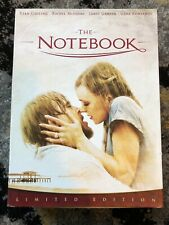 The Notebook Limited Edition Gift Set Blu-ray RARE Collectors Item