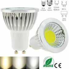 6pcs 1pcs GU10 MR16 15W COB CREE LED Spot Bulb Lamp Epistar Light Bulb wj