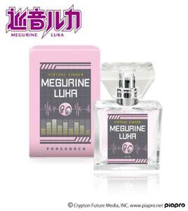 Vocaloid Luka Megurine Fragrance Perfume 30ml Fruity Floral Japan LTD Cosplay