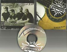Sully Erna GODSMACK Running Blind 2004 PROMO Radio DJ CD single USA MINT 21213