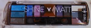 L.A. COLORS Shine v Matte Eyeshadow Palette 12 pod 41715WAG PRIMMA DONNA .28 oz