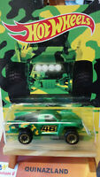 Hot Wheels Camouflage Baja Truck (CP03)