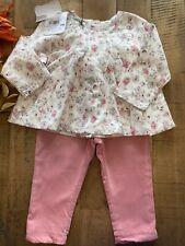 Cute Absorba Pink Long Sleeve Top Age 12 M
