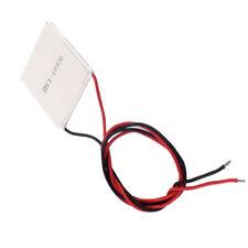 TEC1-19906 6A 24V 120W 40x40x4mm Thermoelektrisch Kühlmodule Kühlplatte Peltier
