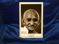 MAHATMA GANDHI Indian Visionary Vintage Photograph A++ Reprint Cabinet Card