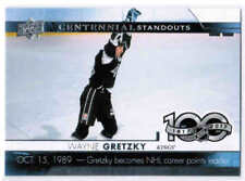 17/18 UD SERIES 1 HOCKEY CENTENNIAL STANDOUTS INSERT CARDS CS-X U-Pick From List