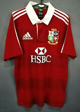 ADIDAS RUGBY UNION BRITISH & IRISH LIONS 2013/2014 SHIRT JERSEY CAMISETA SIZE M
