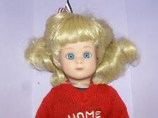 """Melssa: Limited Edition (1993) 10"""" vinyl doll; by Marie Osmond"""