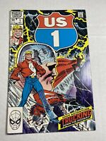 Marvel Comics Group US 1 High Adventure Trucking Comin' ... Vol. 1 No 1 May 1983