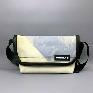 FREITAG Messenger Bag Cycling Crossbody Adjustable Strap Recycled