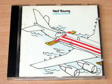 Neil Young/Landing On Water/1986 CD Album