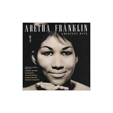 Aretha Franklin - Aretha Franklin - Greatest Hits - Aretha Franklin CD 7OVG The