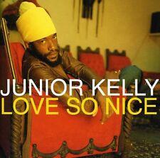 Junior Kelly - Love So Nice [New CD]