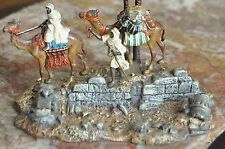 Austrian Cold Painted Bronze Caravan by Oasis by Franz Bergman foundry, Camel