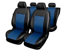 Ford Sierra  Universal Kunstleder Blau Sitzbezüge Schonbezüge Sitzbezug