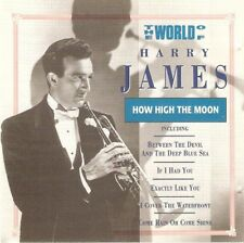 Harry James - The World Of Harry James/How High The Moon (CD 1992)