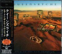 Queensrÿche - Hear In The Now Frontier Japan CD Obi +1 BONUS