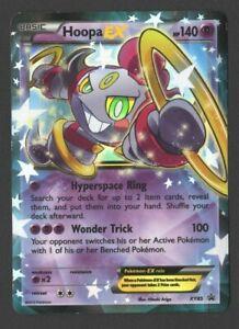 Hoopa EX Ultra Rare Holo - XY85 Pokemon TCG - Black Star Promo card