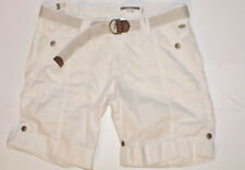 Esprit Bermuda Short 037CC1C004 edc Play Turn up Weiß (White 100) NEU  (38)
