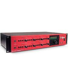Used Focusrite Clarett 8PreX 8 Pre X Thunderbolt Recording Interface 8 Preamps