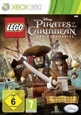 XBOX 360 Spiel LEGO Pirates of the Caribbean * Fluch der Karibik NEU*NEW