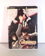 Linebarrels of Iron: Episodes 1-12 (ANIME, ENGLISH AUDIO, DVD, 2010, 2-Disc Set)