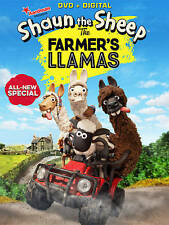 Shaun the Sheep: The Farmers Llamas (DVD + Digital, 2016) Widescreen New Sealed