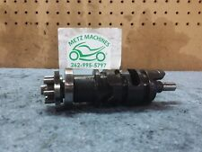 13 2013 Triumph 1050 Speed Triple shift shifter drum cam transmission
