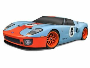 HPI RS4 SPORT 3 FEATURING 120098 THE CLASSIC FORD GT HERITAGE EDITION! - Neu