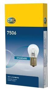 Turn Signal Light Hella 7506