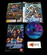 SD GUNDAM G GENERATION SEED Sony PlayStation 2 PS2 Play2 JAP Bandai
