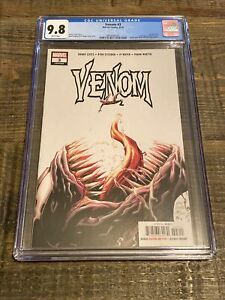 Venom 2018 #3 (CGC 9.8) - 1st Print - 1st Appearance of Knull