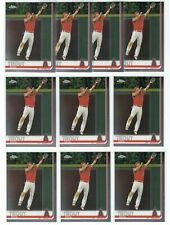 x30 MIKE TROUT 2019 Topps Chrome Baseball #200 card lot/set Los Angeles Angels!!