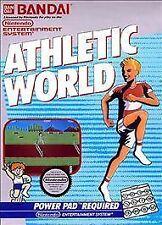 Athletic World (Nintendo Entertainment System, 1987)