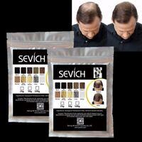 Sevich Keratin Jair Fiber 100g Refill Building Thin Hair Loss Dye Styling Powder