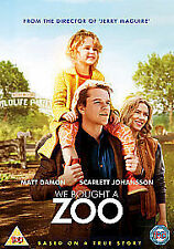 We Bought A Zoo (DVD, 2012) Matt Damon in a charming USA take on a UK story