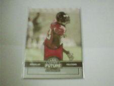 harry douglas rookie 2008 rc bowman fabric of the future jersey atlanta falcons