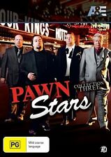 Pawn Stars : Collection 3 (DVD, 2013, 2-Disc Set)--FREE POSTAGE